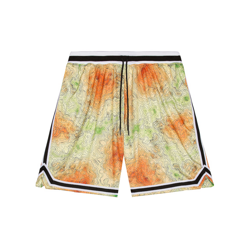 John Elliott Game Shorts 'Topographic'