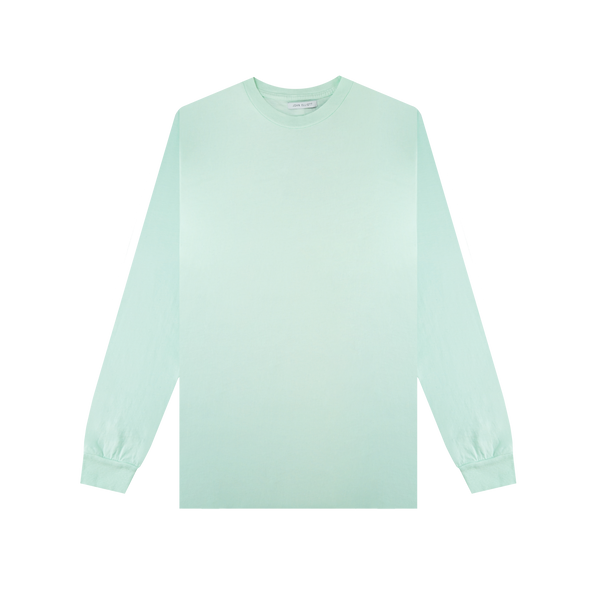 John Elliott L/S University Tee 'Mint'