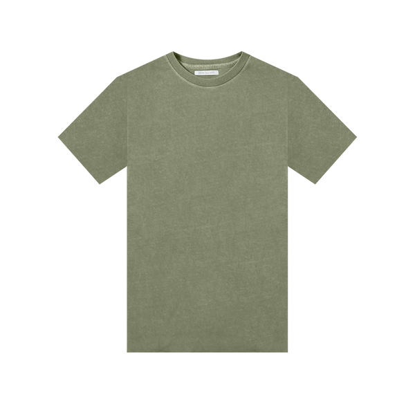 John Elliott S/S University T-Shirt 'Moss'