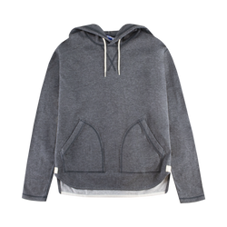 Junya Watanabe MAN Hooded Sweatshirt [Grey]