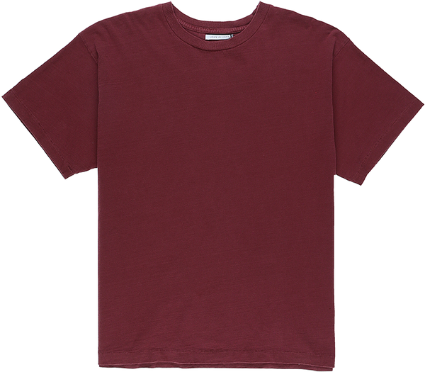 John Elliott University Tee [Oxblood]