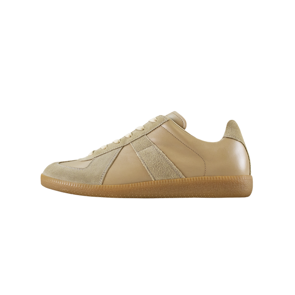 Maison Margiela Replica Low Top [Brown/Beige]