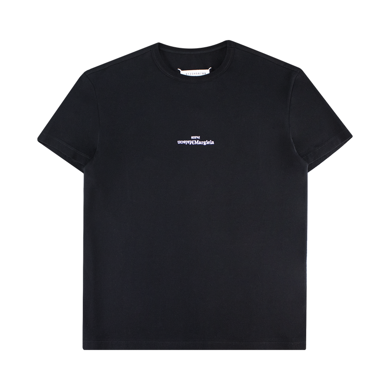Maison Margiela Embroidered T-Shirt [Black]