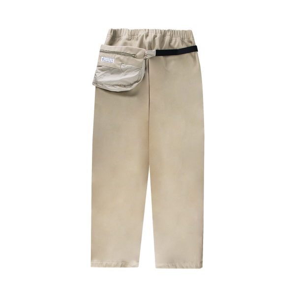 Maison Margiela Belt Bag Trousers [Beige]