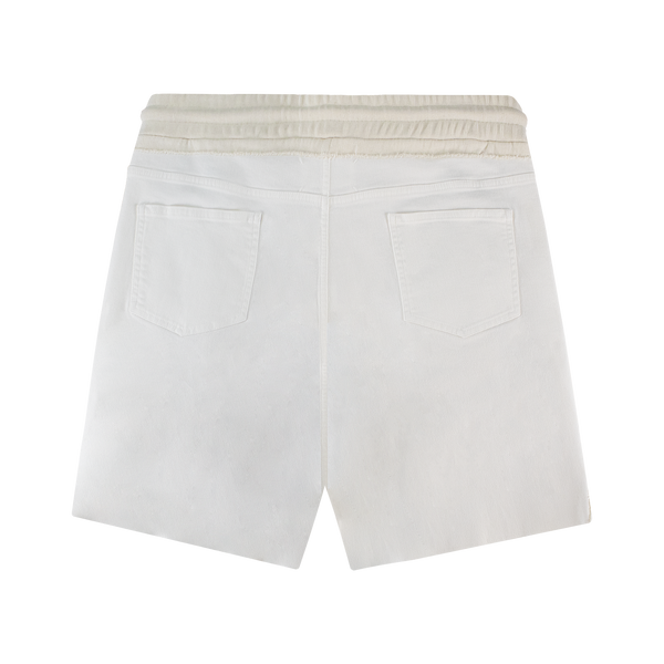 Maison Margiela Japanese Fleece Shorts 'Ivory'