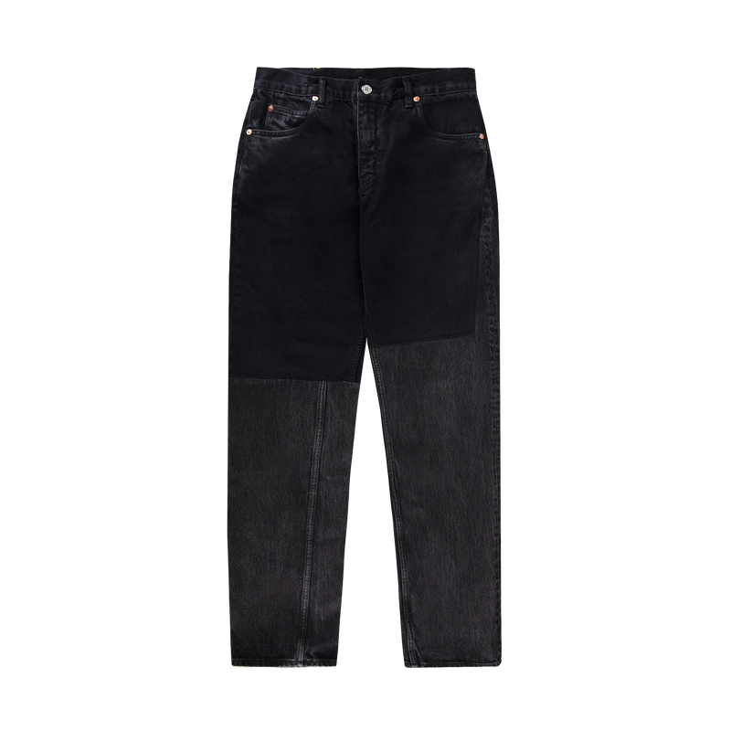 Martine Rose Two Piece Jean [Black]