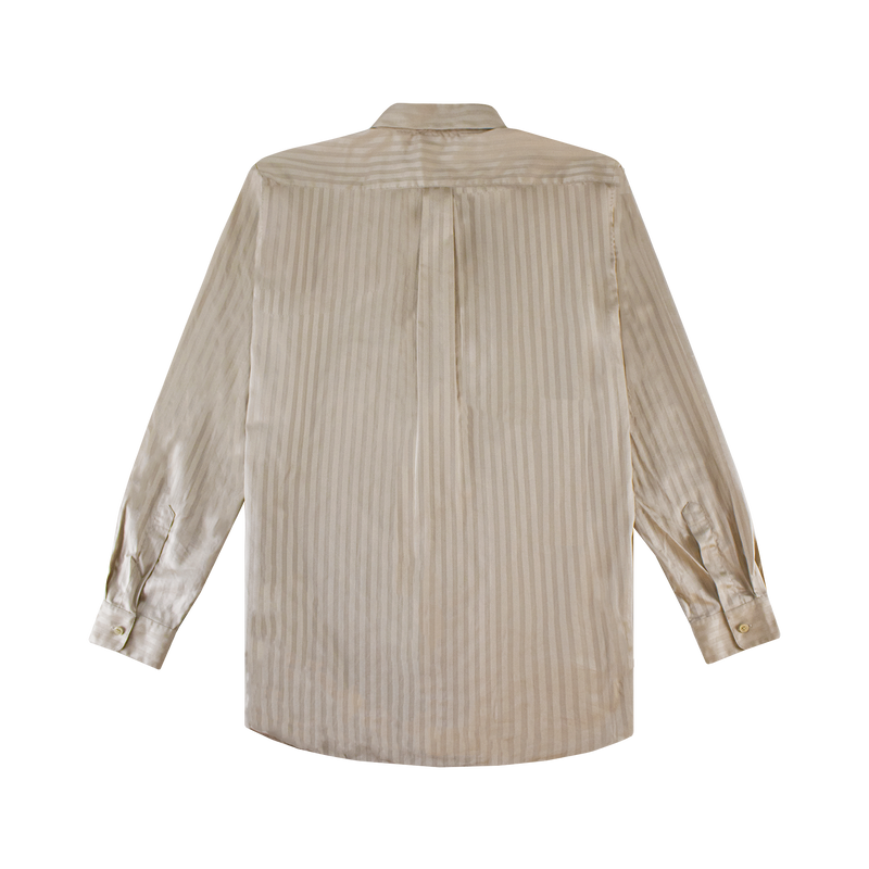 Martine Rose Wrap Shirt [GOLD]