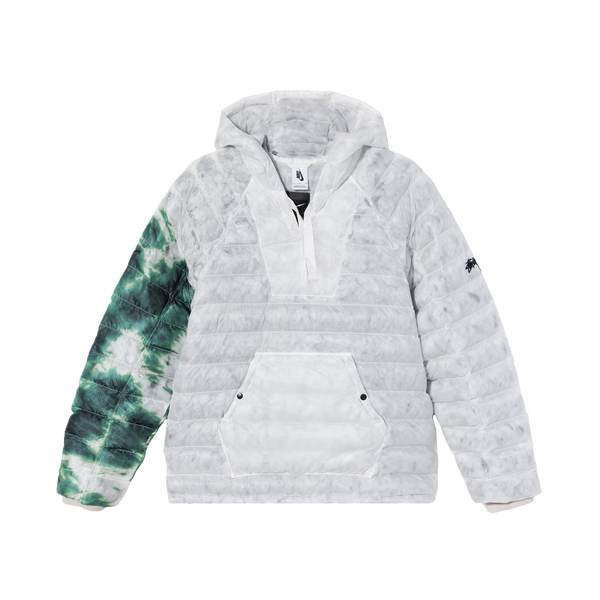 NIKE X STUSSY INSULATED JACKET 'White/Gorge Green'