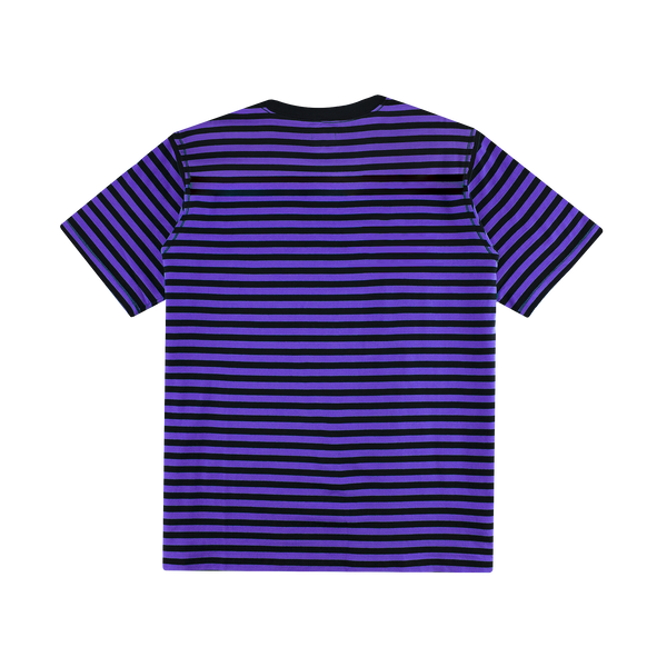 Needles S/S Papillon Tee [Purple/Black]