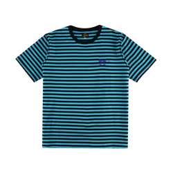 Needles S/S Papillon Tee [Turquoise/Black]