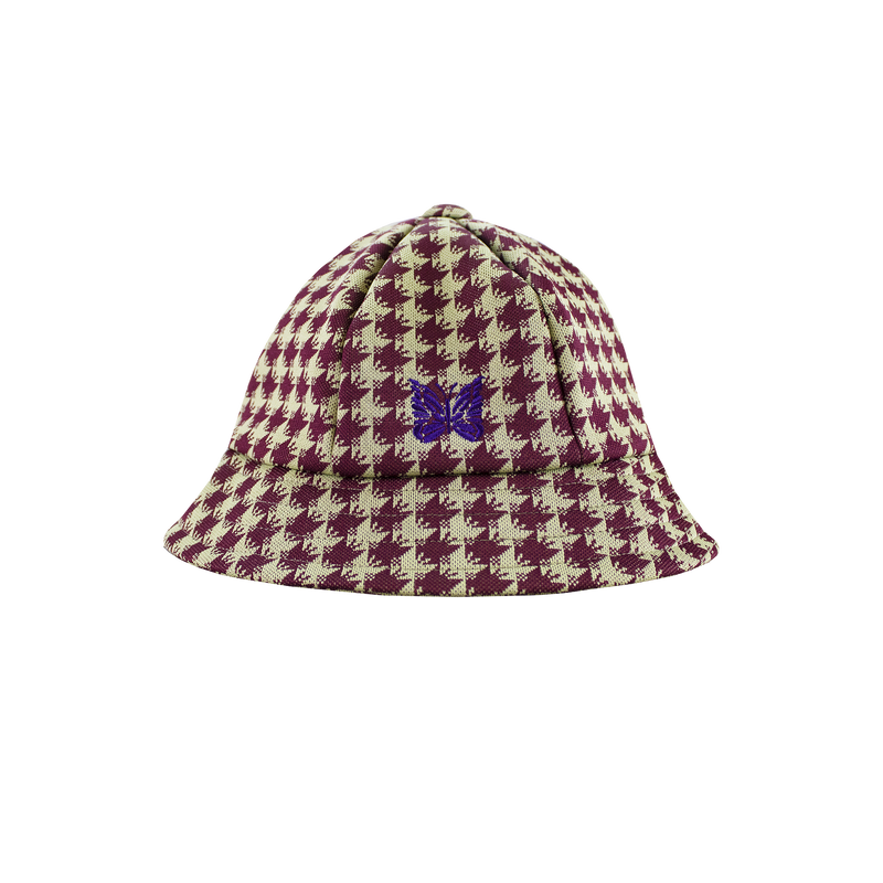 Needles Bermuda Hat [Houndstooth]