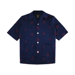 Needles Cabana Shirt [Navy]