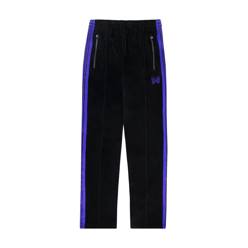 Needles Narrow Track Pant [Black]
