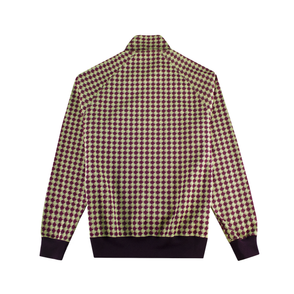 Needles Track Jacket [Houndstooth]