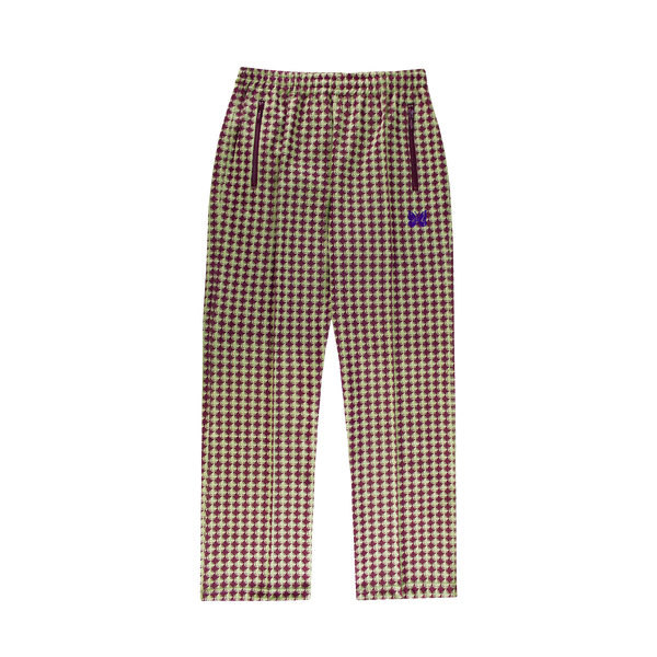 Needles Track Pant [Houndstooth]