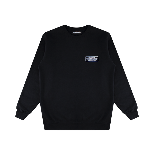 Neighborhood Classic Crew 'Black'