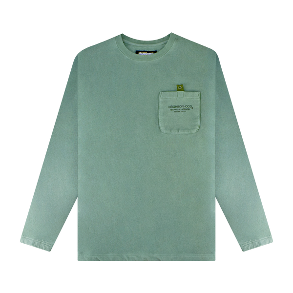 Neighborhood Crew Sweatshirt 'Green'
