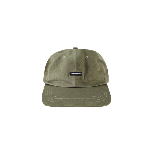 Neighborhood Dad Cap 'Olive Drab'