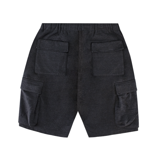 Neighborhood ID-Cargo Shorts [Black]