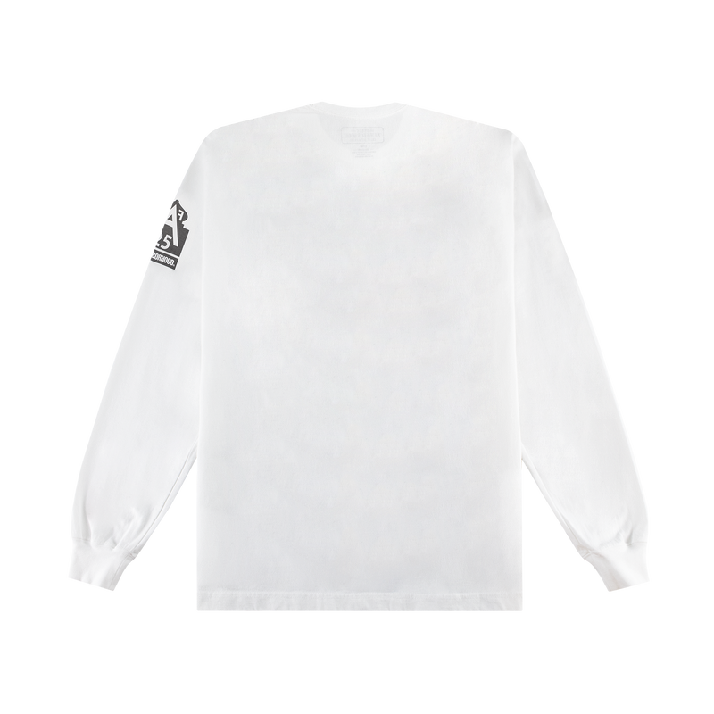 Neighborhood Madness Pullover [White]
