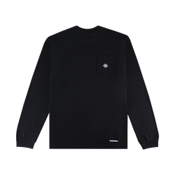 Neighborhood Smooth Pullover [Black]