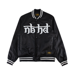 Neighborhood Stadium Jacket [Black]
