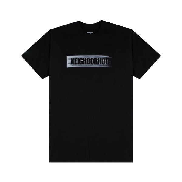 Neighborhood Surface S/S T-Shirt 'Black'