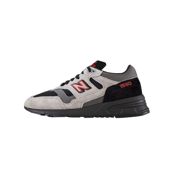 New Balance 1530 Made In England Lava Pack 'Grey/Black' [M1530VA]