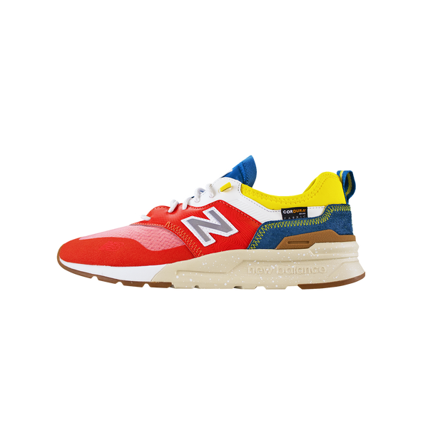 New Balance 997H 'Neo Flame/Classic Blue' [CMT997HG]