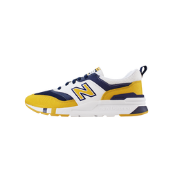 New Balance 997H 'Yellow/Navy' [CM997HBY]