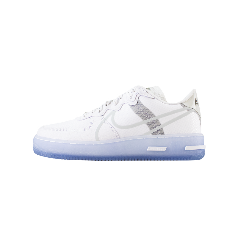 Nike Air Force 1 React QS 'White/Light Bone' [CQ8879-100]