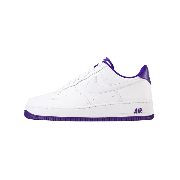 Nike Air Force 1 '07 2 'White/Voltage Purple' [CJ1380-100]