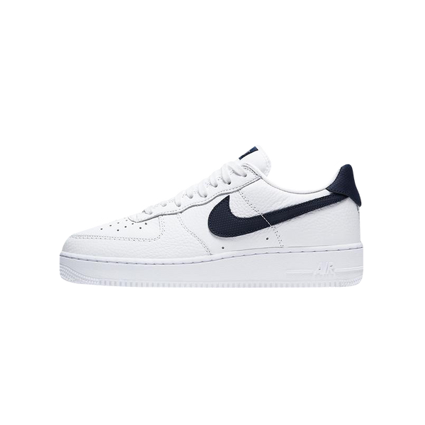 Nike Air Force 1 '07 Craft 'White/Obsidian/White' [CT2317-100]