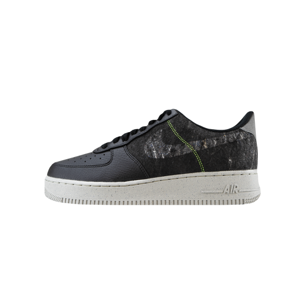 Nike Air Force 1 '07 LV8 'Black/Clear/Electric Green'