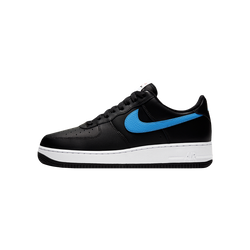 Nike Air Force 1 '07 'Black/Photo Blue/University Red'