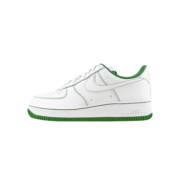 Nike Air Force 1 '07 'White/Pine Green'