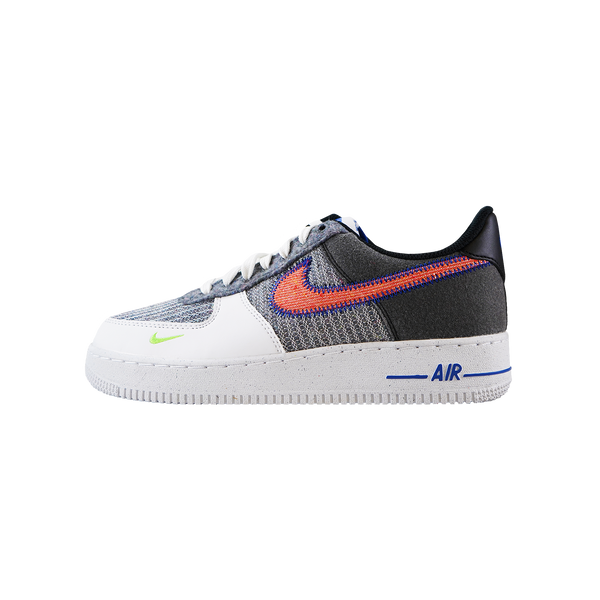 Nike Air Force 1 '07 'White/Sport Red/Grey/Electric Green' [CU5625-122]