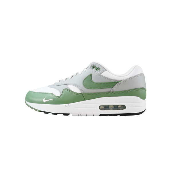 Nike Air Max 1 PRM 'White/Spiral Sage/Wolf Grey' [DB5074-100]