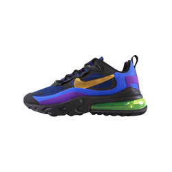 Nike Air Max 270 React 'Black/Deep Royal' [AO4971-005]