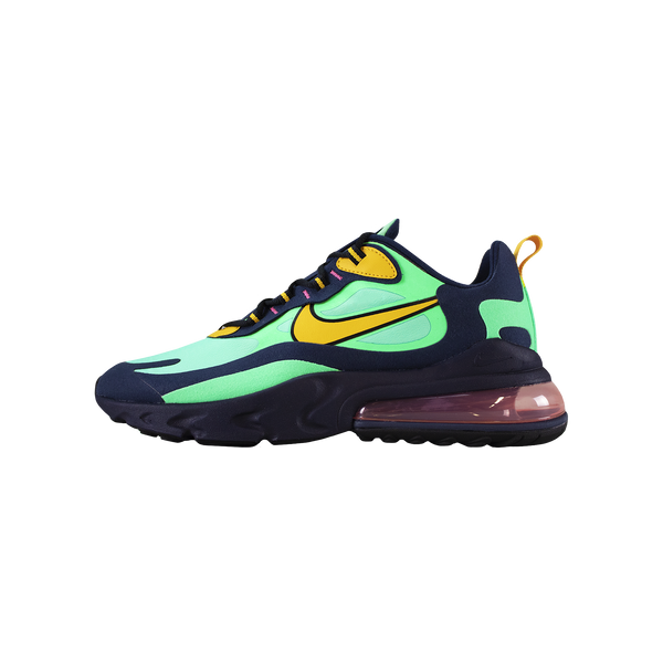 Nike Air Max 270 React 'Electro Green/Yellow Ochre' [AO4971-300]
