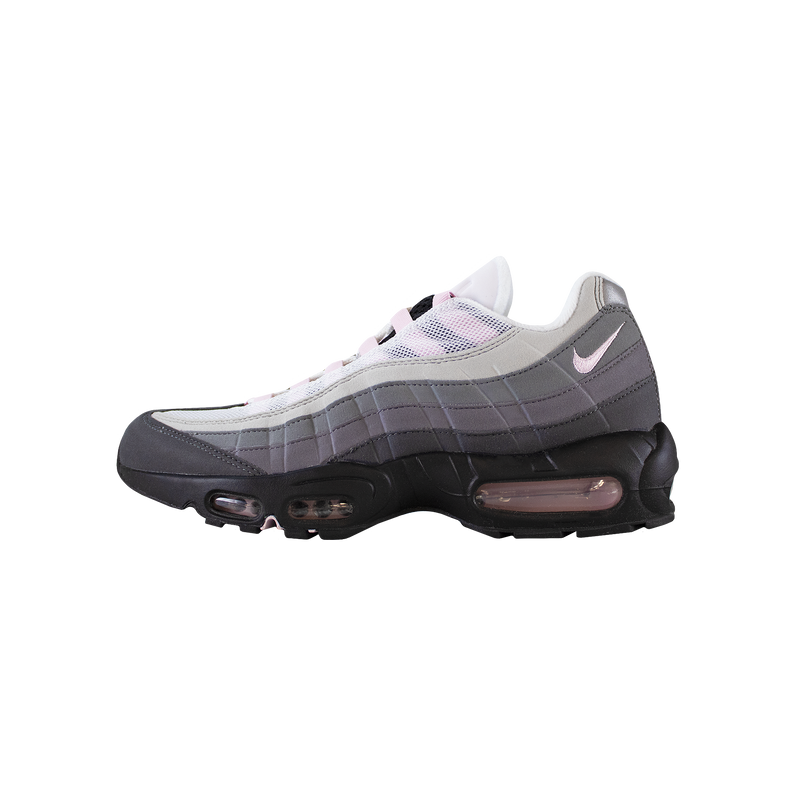 Nike Air Max 95 PRM 'Gunsmoke/Pink Foam' [CJ0588-001]