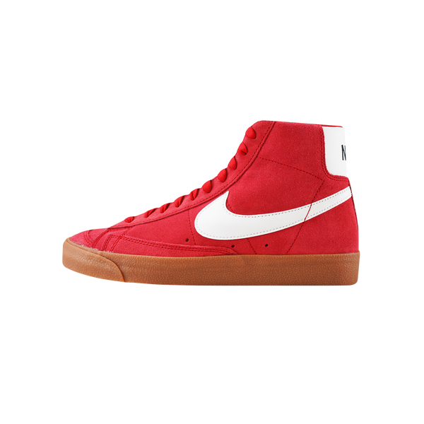 Nike Blazer Mid '77 Suede 'University Red/White/Gum Brown'