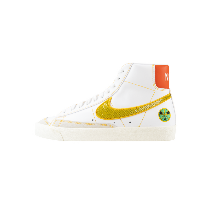 Nike Blazer Mid '77 Vntg 'White/University Gold/Stadium Green'
