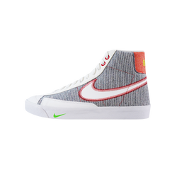 Nike Blazer Mid '77 'Grey/White/Sport Red/Electric Green'