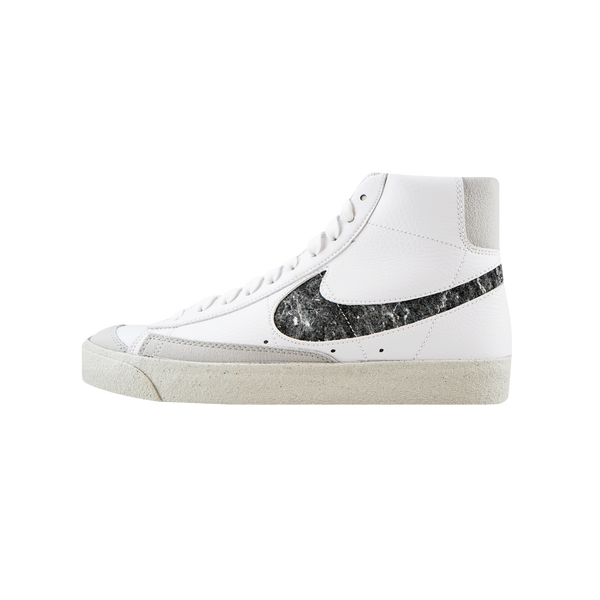 Nike Blazer Mid '77 'White/Light Smoke Grey' [CW6726-100]