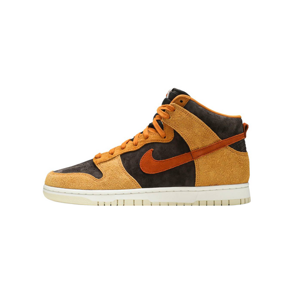 Nike Dunk Hi Retro PRM 'Dark Curry'