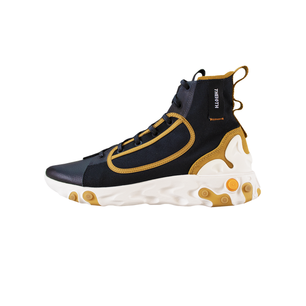 Nike React Ianga 'Black/White/Wheat' [AV5555-001]