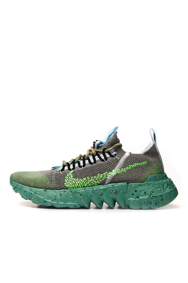Nike Space Hippie 01 'Wolf Grey/Volt/Black/White'