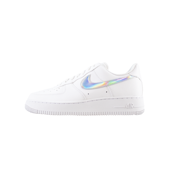 Nike W Air Force 1 '07 Essential 'Iridescent Swoosh'