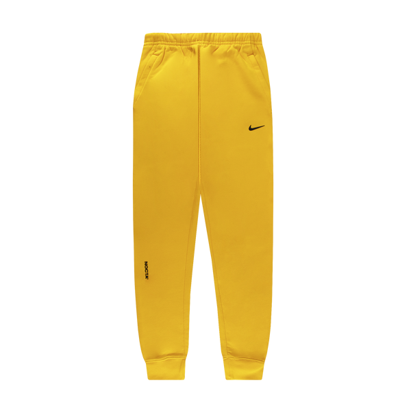 Nike x NOCTA NRG AU Fleece Pant 'University Gold' [DA3935-739]